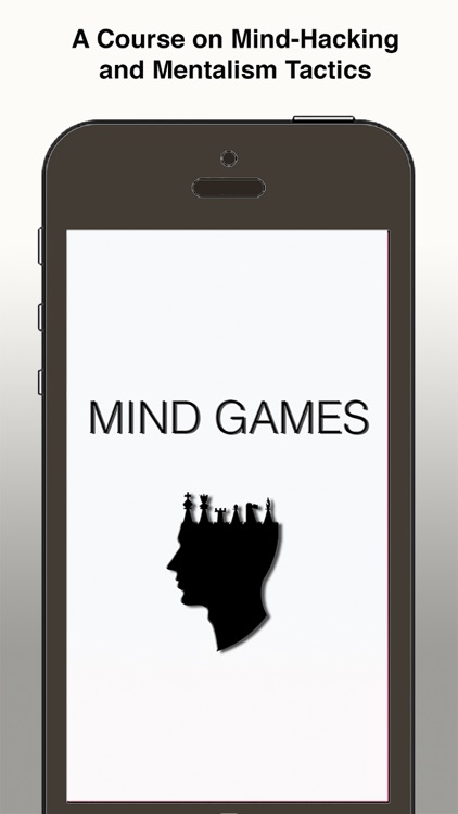 Mind Games: Mentalism Training Guide screenshot-0