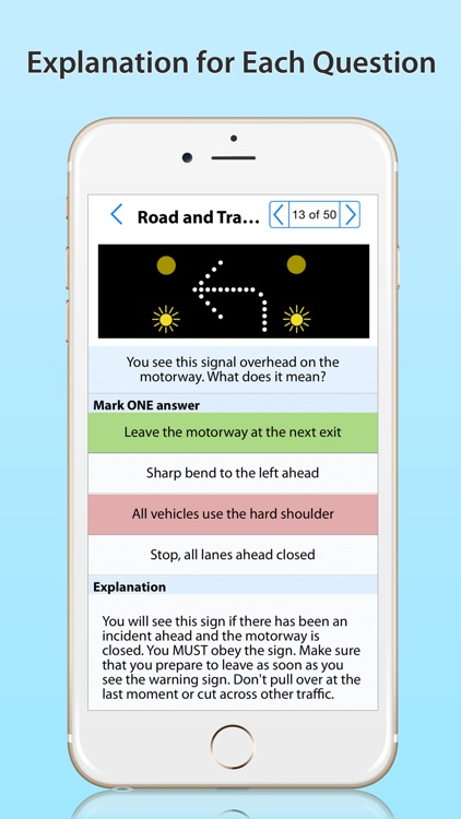 UK Car Driving Theory Test screenshot-2