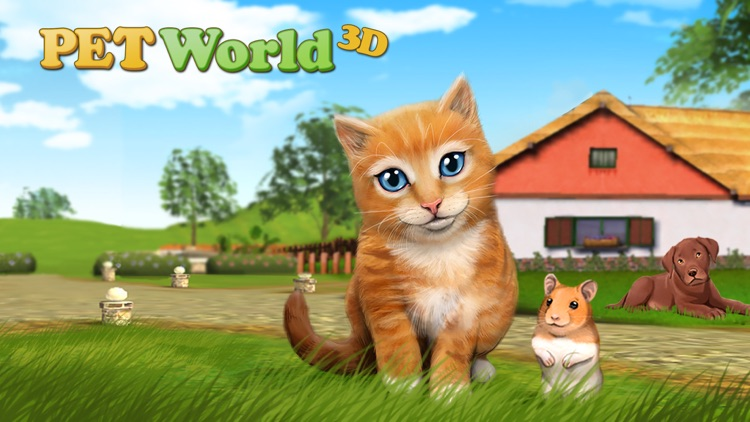 PetWorld 3D: My own Animal Rescue screenshot-0