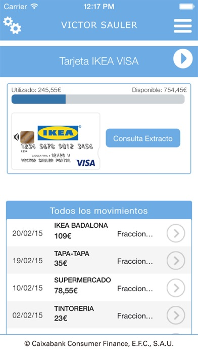 download IKEA VISA apps 1