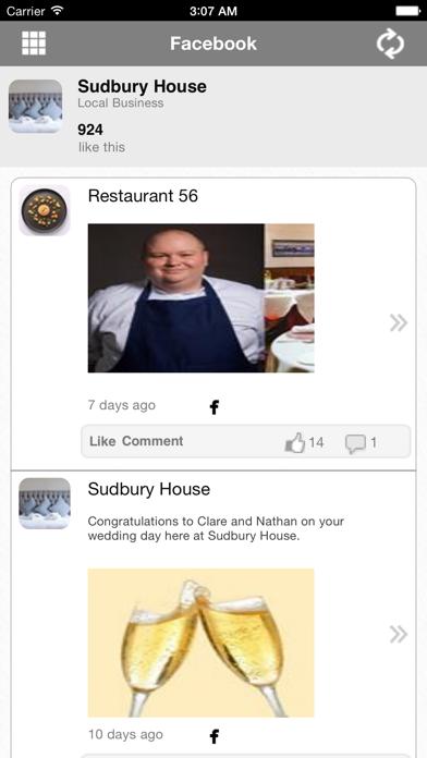 Sudbury House Hotel screenshot three