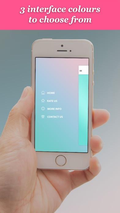 Screenshot for my pregnancy beats - prenatal listener in Sweden App Store