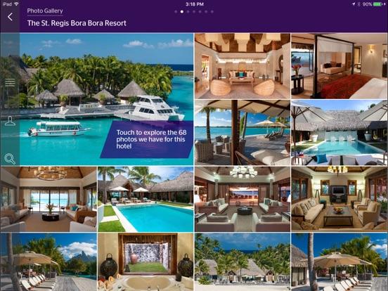 SPG: Starwood Hotels & Resorts Скриншоты9