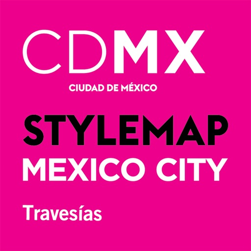 Mexico City Guide: Travesias Stylemap CDMX