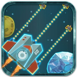 Space Attack Shoot the enemy to Defend your Ship