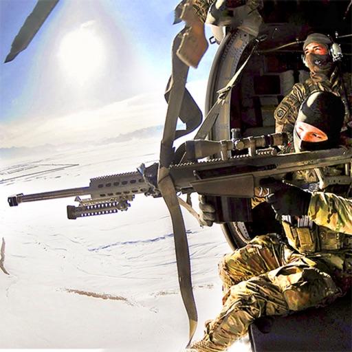 Charlie Heli Sniper Shot : 3D Mobile Kill-er Strik iOS App