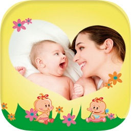 Baby photo frames – Photo editor for kids