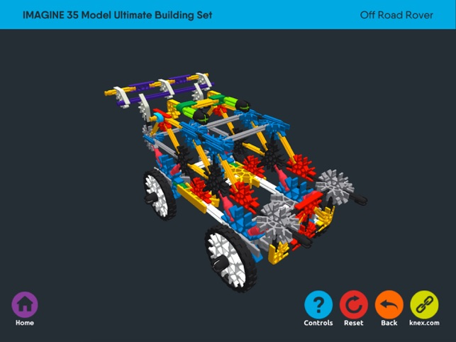 Knex 3d On The App Store