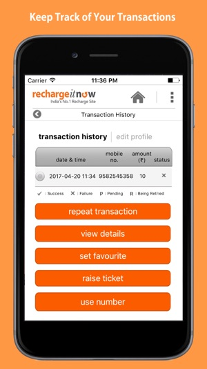 RechargeItNow – DTH & Mobile Recharge App, Plans on the App Store