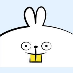 Animated Love Bunny Sticker Pack