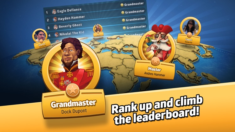 RISK: Global Domination screenshot-4