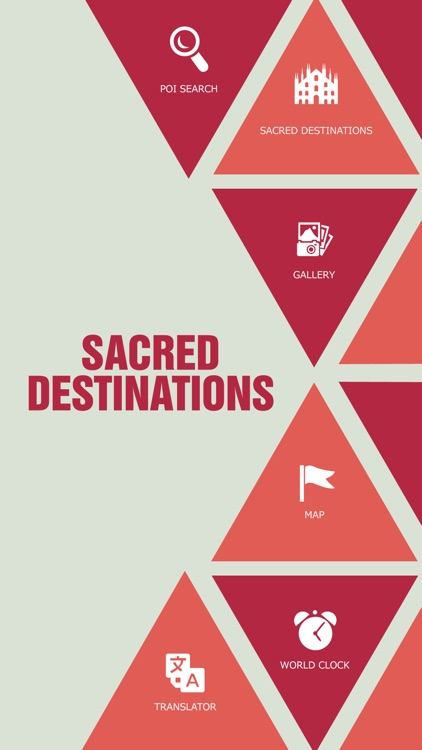 Sacred Destinations screenshot-1