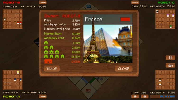 Businessman ONLINE board game screenshot-3