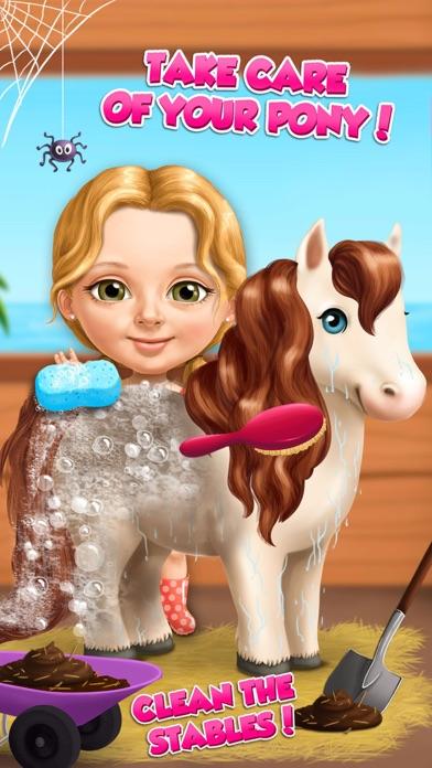 Sweet Baby Girl Summer Fun - Dream Seaside