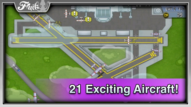 Airport Madness Challenge Lite screenshot-1