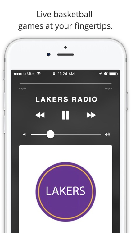 GameTime Basketball Radio - For NBA Live Stream screenshot-3