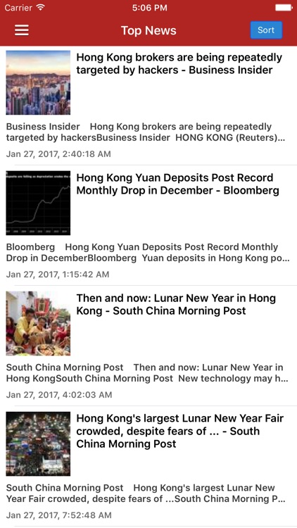 HK News: Hong Kong Today & Radio Pro Edition
