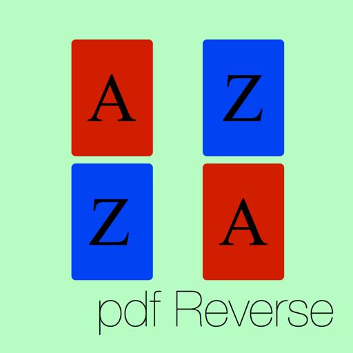 pdf Reverse