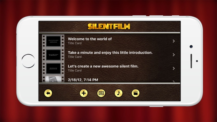 Silent Film Studio screenshot-1
