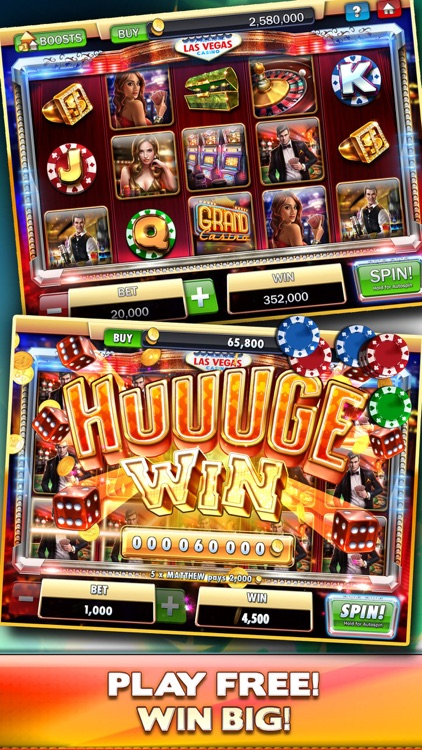 Slots Games - Free Casino Slot Machines screenshot-0