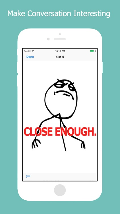 Isticker - Meme Faces Fun Pack Free screenshot-3