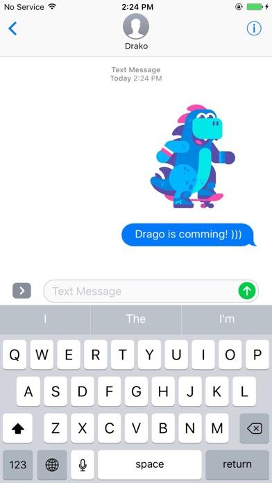 Drako StickersScreenshot of 1