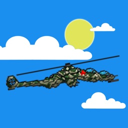 Tappy Heli Shooter