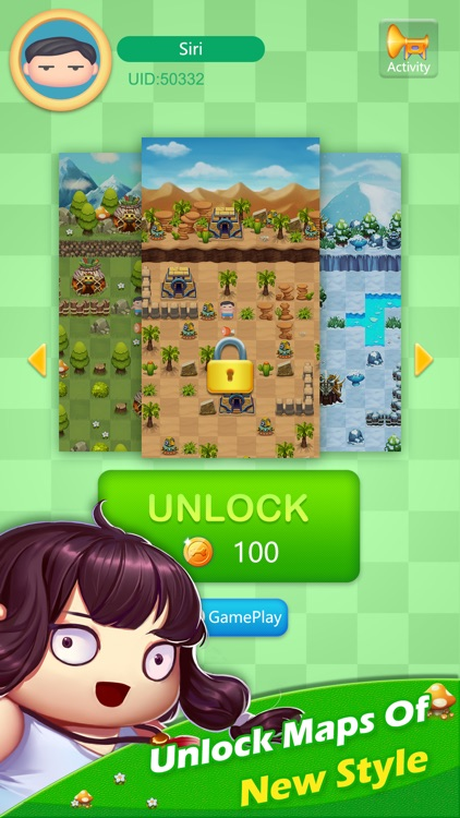 Come on Giant—The battle games of giants and chick screenshot-3