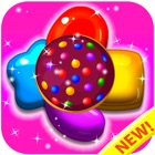 Candy Gummy Bears - The Kingdom of Match 3 Games icon