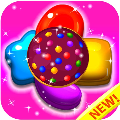 Candy Gummy Bears - The Kingdom of Match 3 Games iOS App