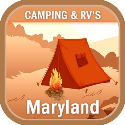 Maryland Campgrounds & Hiking Trails Offline Guide