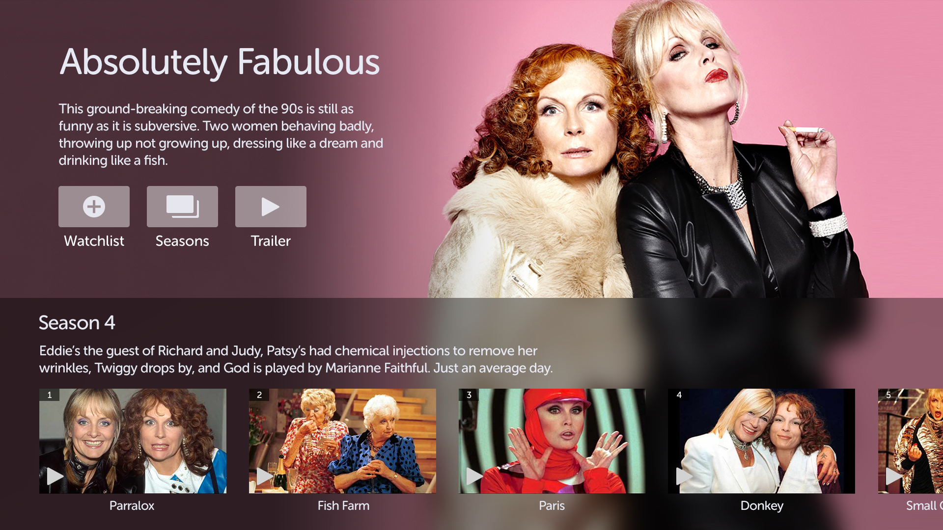 BritBox by BBC & ITV screenshot 11