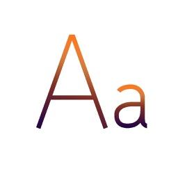 Fonts Keyboard, Art Fonts & Cool Font for Chat