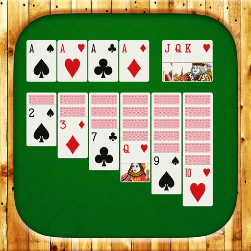Klondike Solitaire - Classic Card Game
