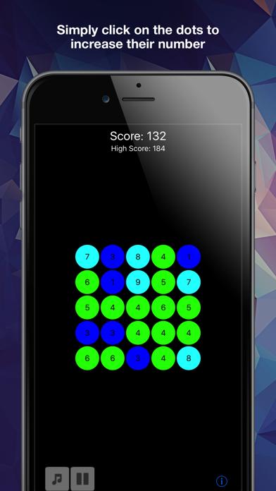 Dotting Challenge screenshot two
