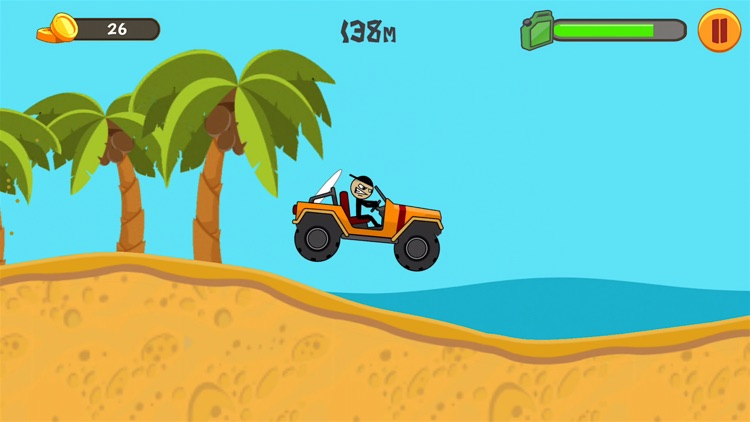Stickman Surfer screenshot-1