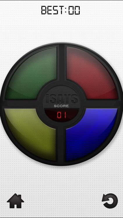 iSays Free - Simon Says Classic Color Memory Game screenshot-3