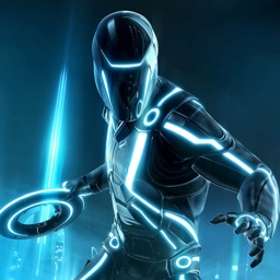 Tron Wallpapers HD- Quotes and Art