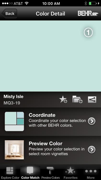 ColorSmart by BEHR® Mobile screenshot-3