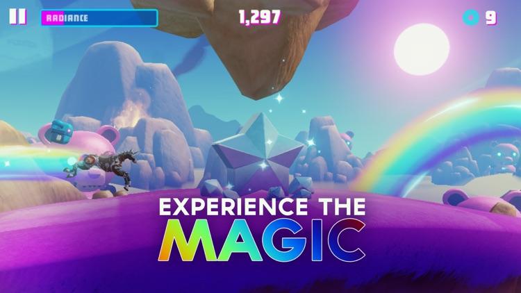 Robot Unicorn Attack 3 screenshot-4