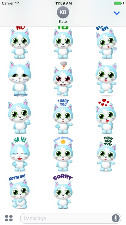 Cute Cats Collection by pim