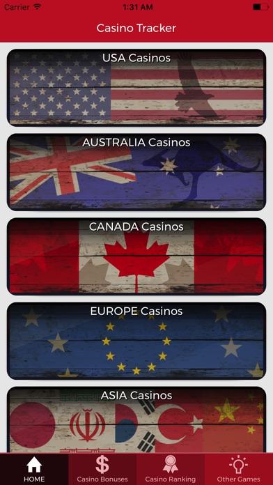 Online Casino Bovada Tracker