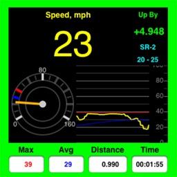 AudibleSpeed (GPS Speed Monitor) - AUDIBLE SPEED