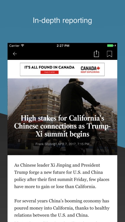 LA Times: Your California News