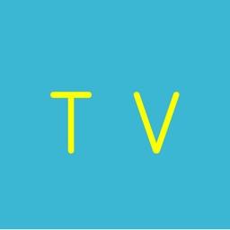 超見やすいテレビ番組表 BSも映画通知も