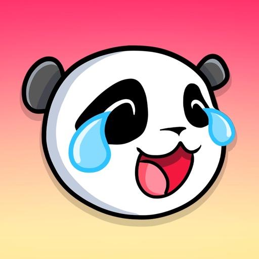 Pandamoji - Emoji Panda Stickers for iMessage