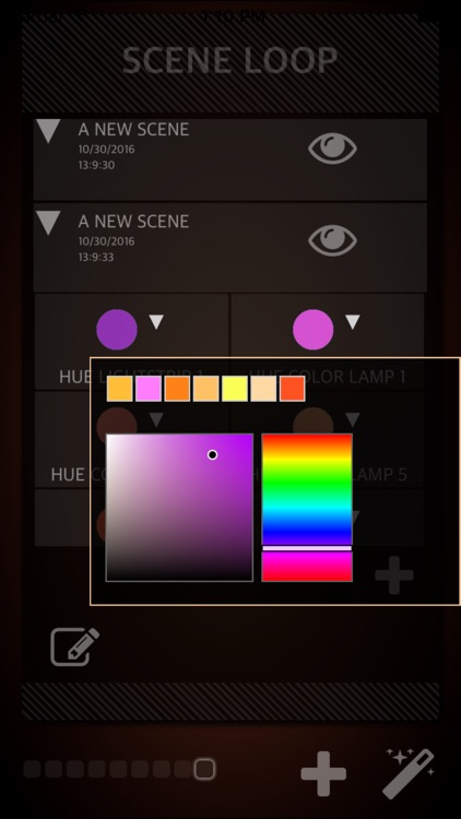 Huedini for Philips Hue screenshot-4