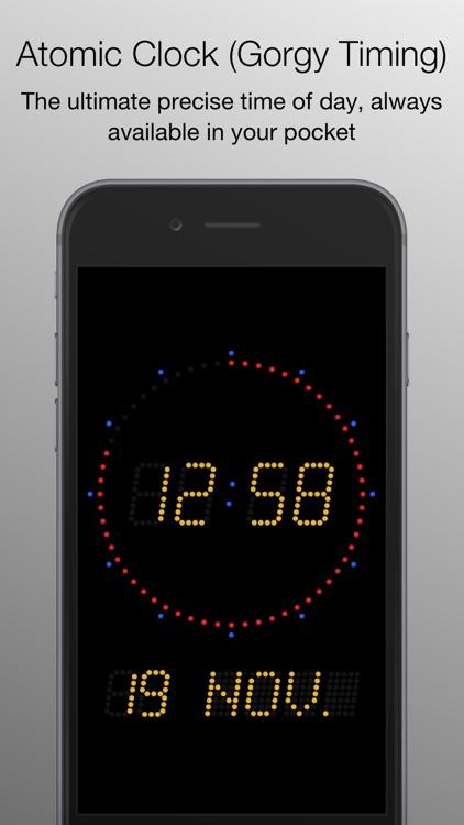 Atomic Clock (Gorgy Timing) screenshot-0