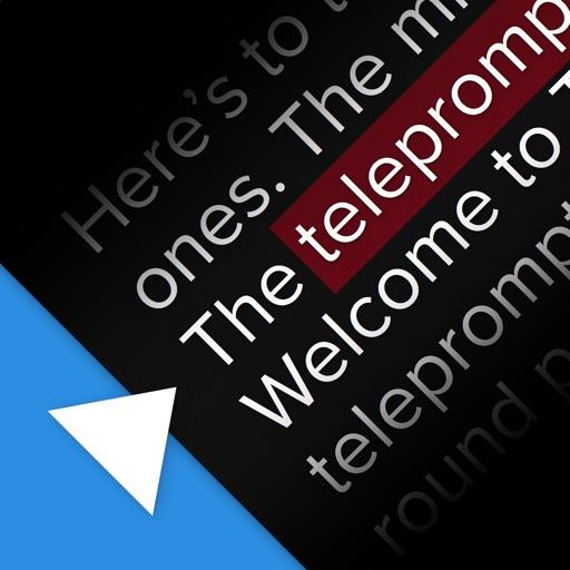Teleprompter Premium – The Pro Script & Lyrics App
