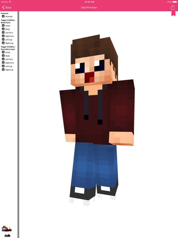Baby Skin For Minecraft Edition Online Game Hack And Cheat